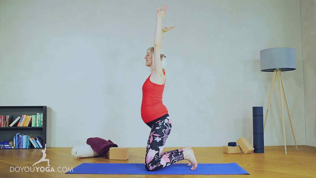 Prenatal Yoga to Expand Intuition