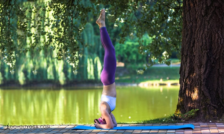 7 Reasons You Should Practice Inversions Daily