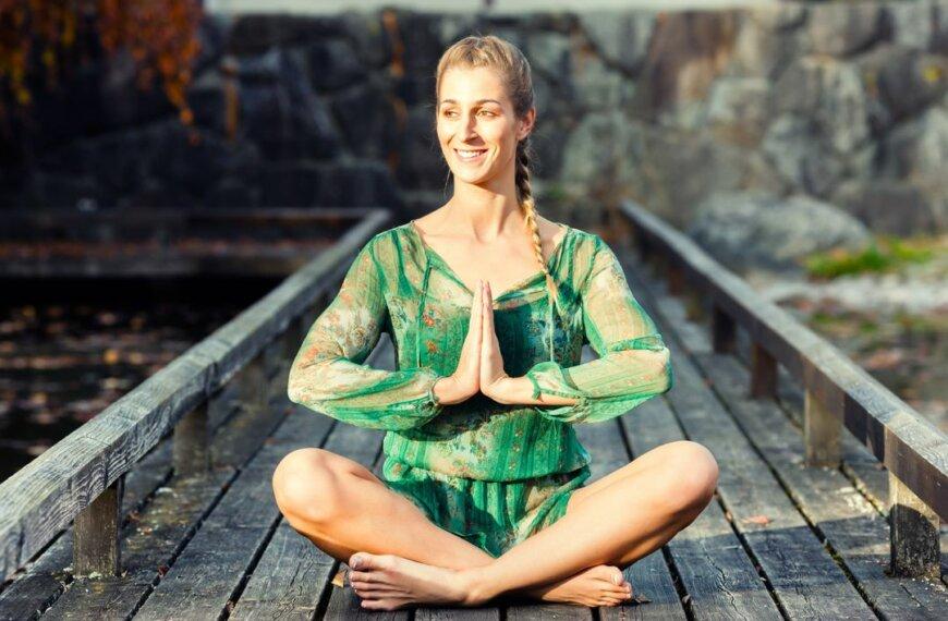 Yin Yoga Meditations