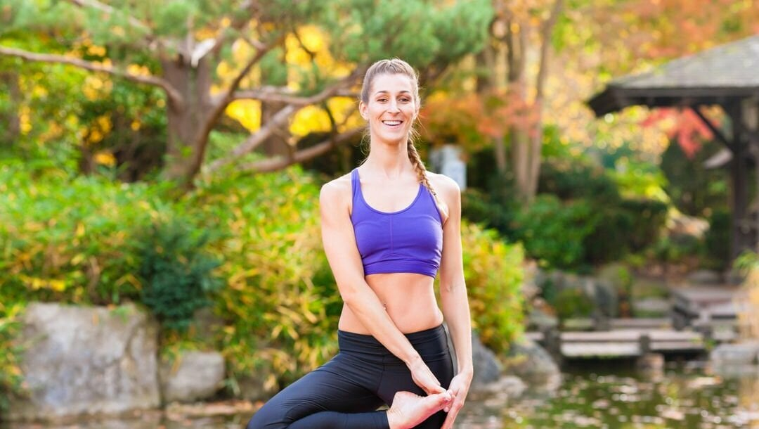 Yin Yoga for the Hips