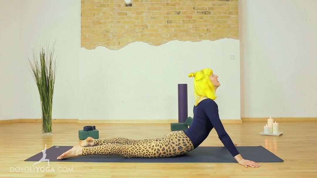 Seated Spine: Half Asana/Half Meditation