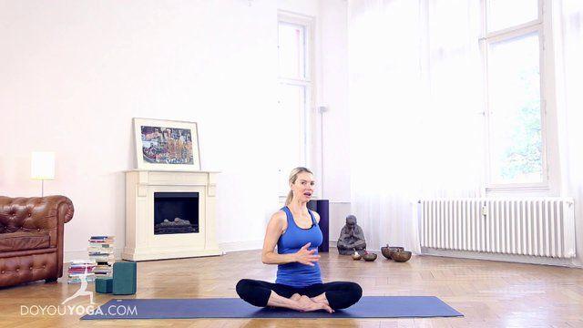 Floor Work for Flexibility
