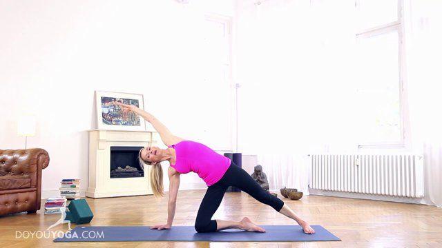 Twisting Yoga Flows