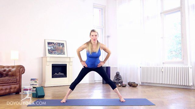 Yoga for Stretching Out the Sides