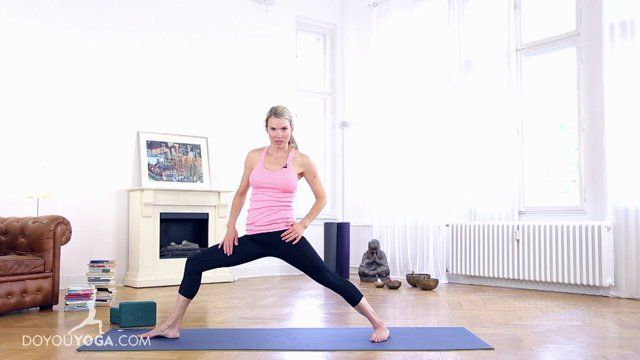 Yoga for Tight Hips and Hamstrings