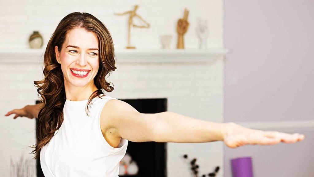 Yoga for Core Strength & Confidence