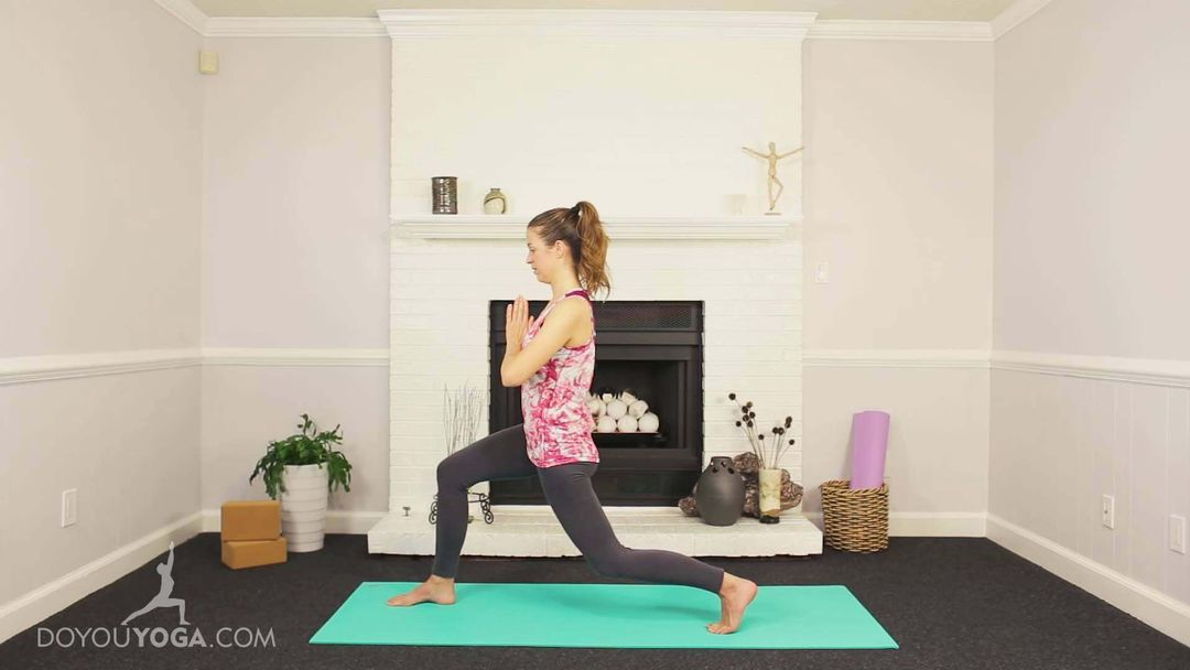 Yoga for Core Confidence