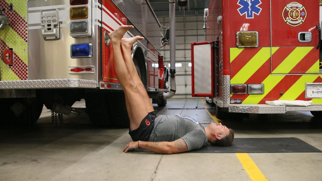 Yoga For First Responders Gives Back to the People Who Keep Us Safe Everyday