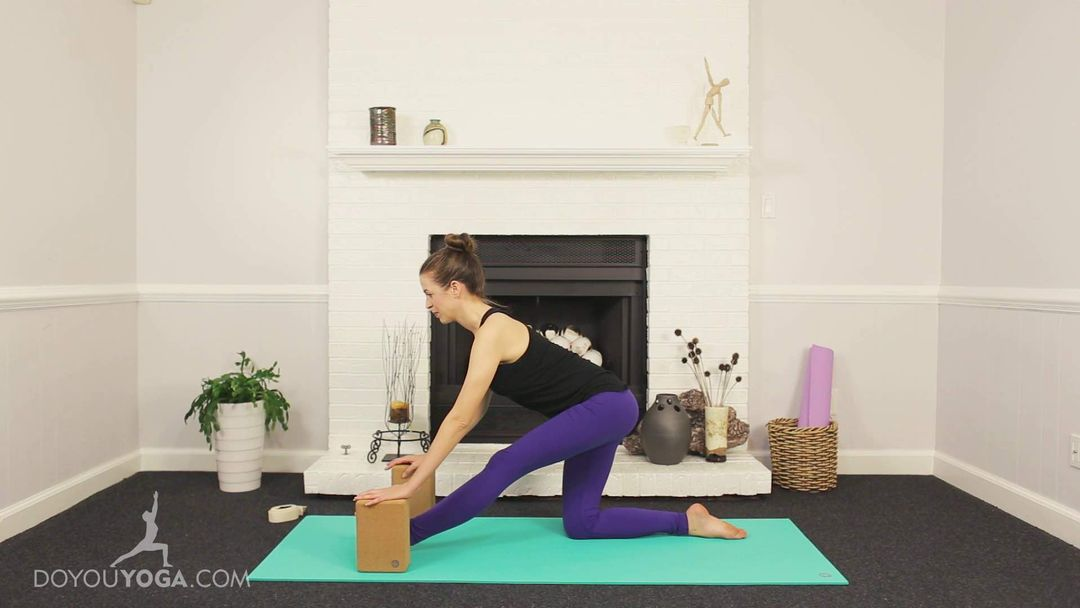 Yoga for the SI Joint and Hips
