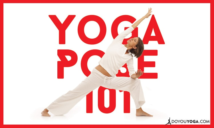 Yoga Pose 101: Extended Side Angle Pose