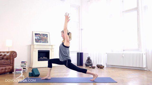 Challenging Arm Balancing Class (Take Flight!)