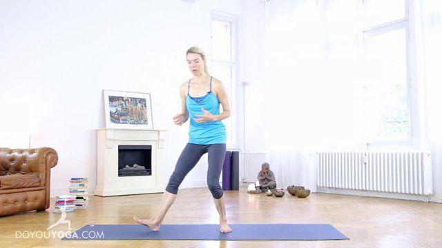 Key Yoga Poses for Strength and Balance