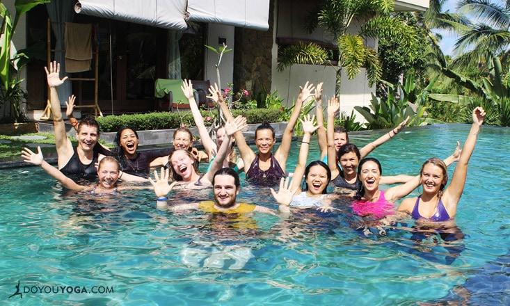My Yoga Teacher Training in Bali – Week 1 – Getting Started