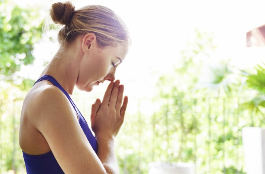 Yoga to Calm Your Worries