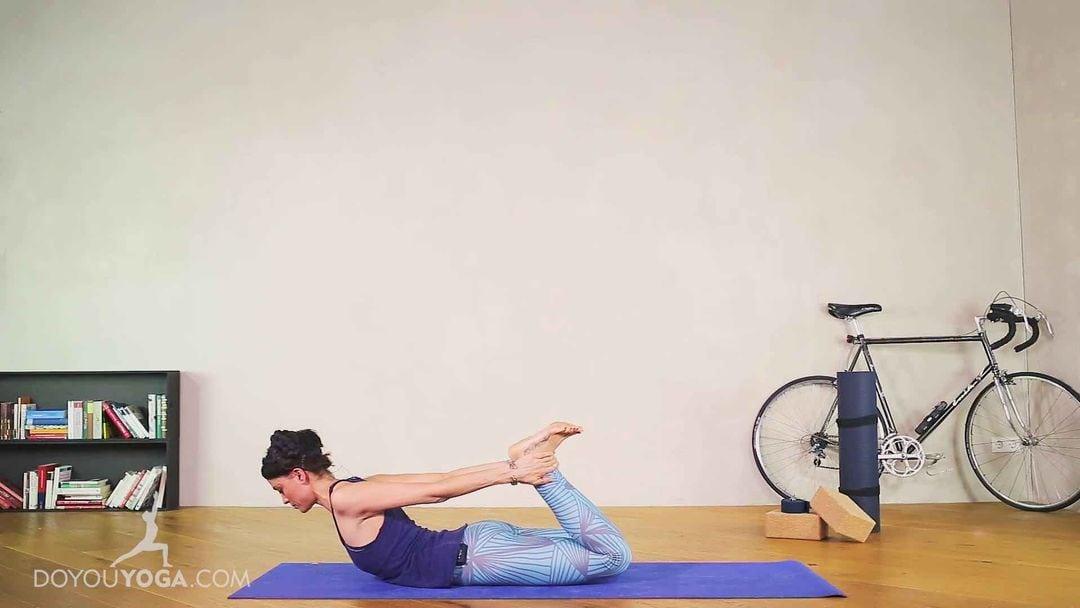 Your Back in Backward Bends