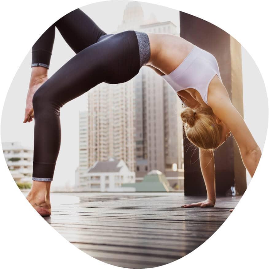 The 30 Day Yoga Challenge